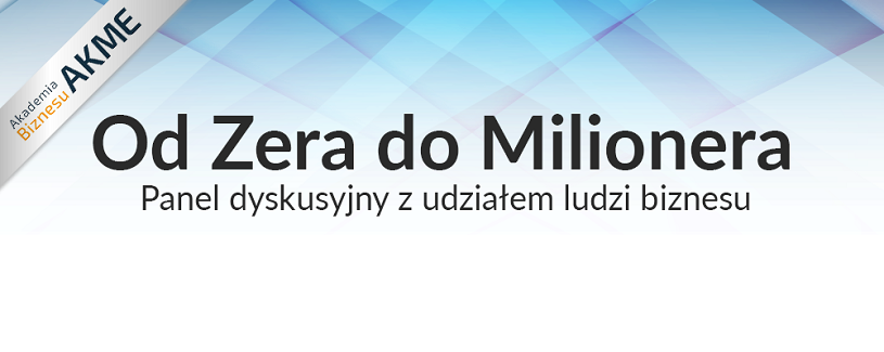 logo Od Zera do Milionera